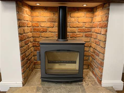 brick slip chamber yorkshire stoves fireplaces