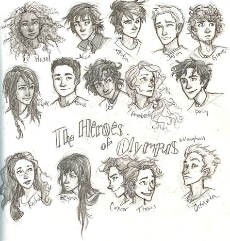 doodle name angelo the heroes of olympus by burdge on deviantart