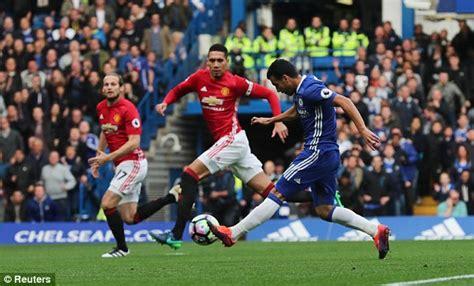 chelsea manchester united chelsea vs manchester united live score jose mourinho