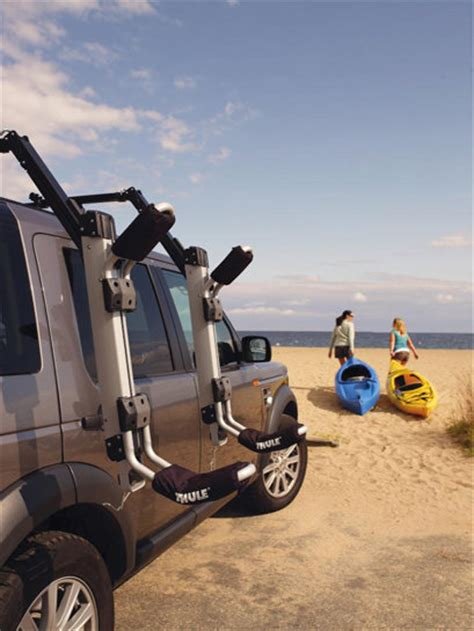 Hullavator Kayak Rack by Thule 897xt Hullavator Kayak Roof Rack Mount Carrier Sports Outdoors
