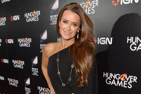kyle richards needs to cut her hair kyle richards walks us through her amazing hair care routine lookbook