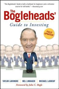 The Bogleheads Guide To Investing Edition 1 By Taylor