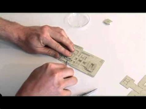 How To Make A Microscope Out Of Paper - foldscope origami based paper microscope pone