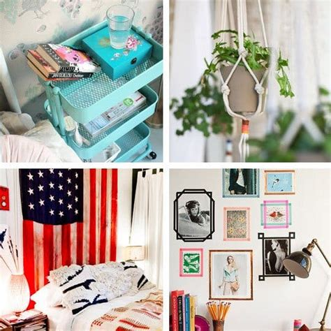 creative ideas for bedroom decor dorm room decorating ideas you can diy apartment therapy