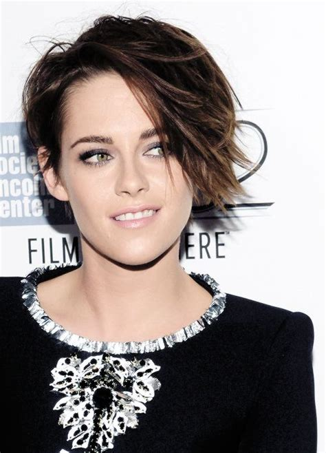 Best 25  Kristen stewart hairstyles ideas on Pinterest