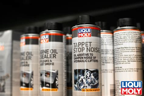 Liqui Moly Hydraulic Lifter Additive how to fix noisy tappets lifters liqui moly australia
