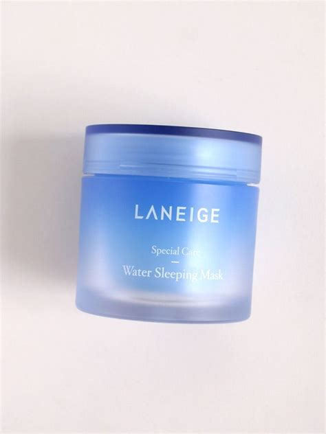 Harga Laneige Di Indonesia laneige water sleeping pack mask masker wajah review