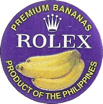 Rolex 3 2cm piabanana c rolex