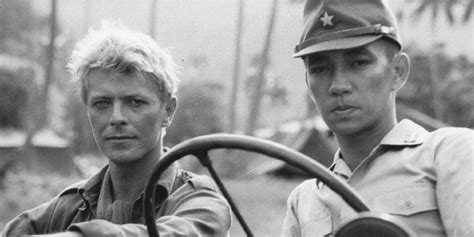 david bowie  ryuichi sakamoto film merry christmas  lawrence soundtrack reissued pitchfork