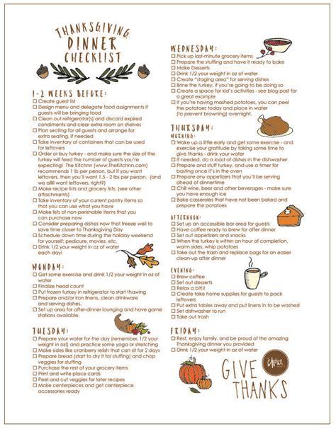 printable shopping list for thanksgiving dinner free thanksgiving printable thanksgiving day checklist