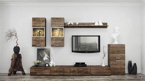 Entertainment Unit Design | interiors with natural and rustic accents