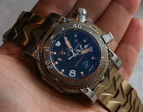 Visconti Abyssus Scuba 3000m Dive Watches Hands On   Page 2 of 2   aBlogtoWatch