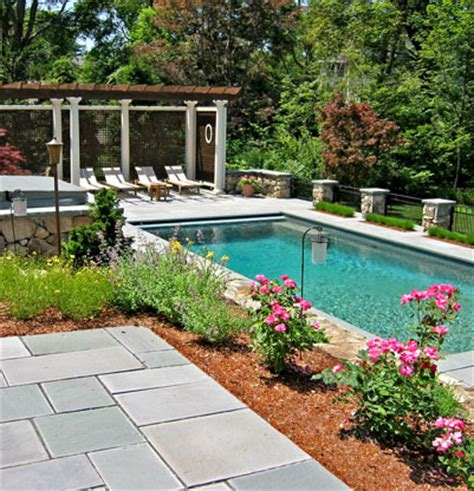 landscaping around a pool 27 pool landscaping ideas create the perfect backyard