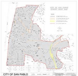 san pablo california map lighting san pablo ca official website