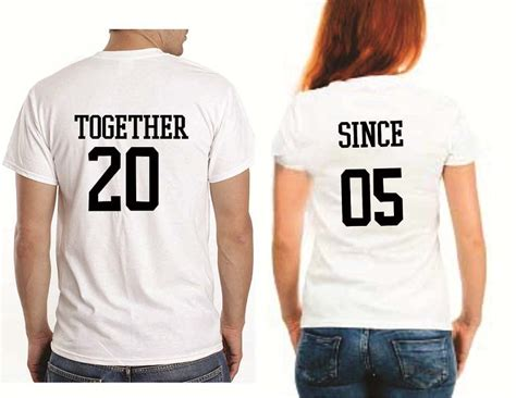 T Shirts For Couples Sweatshirts Now Design Your Own Set Of Matching T Shirts