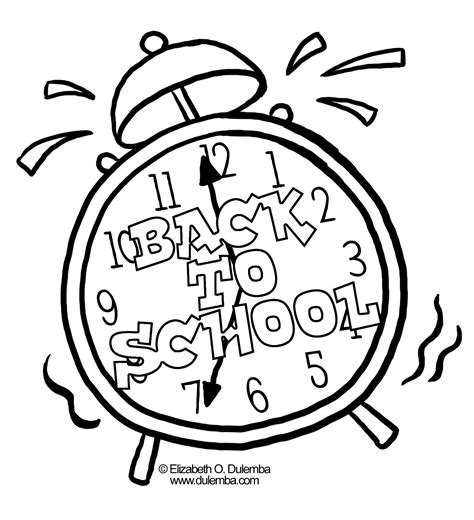 back to school coloring pages 2011 kentscraft