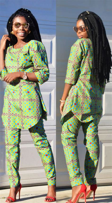 naija female ankara jackets 17 best ideas about african print pants on pinterest