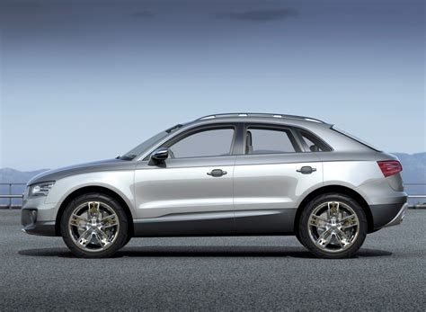 Build An Audi Q3 by Audi To Build Q3 Mini Suv In Spain Autoevolution