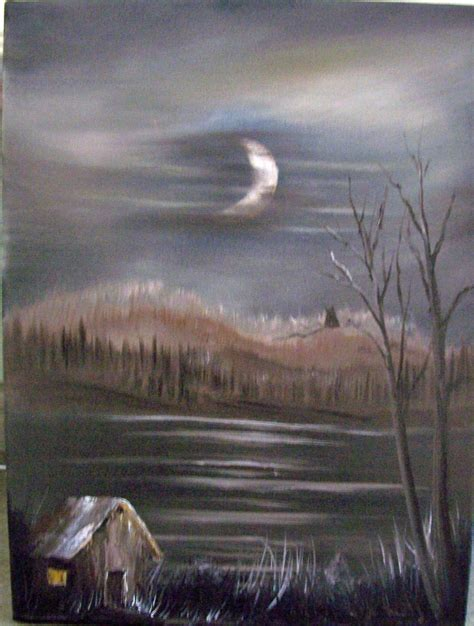 bob ross painting owls 17 best images about my painting bob ross and other