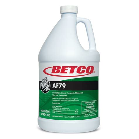 acid bathroom cleaner betco af79 acid free bathroom cleaner disinfectant jon don