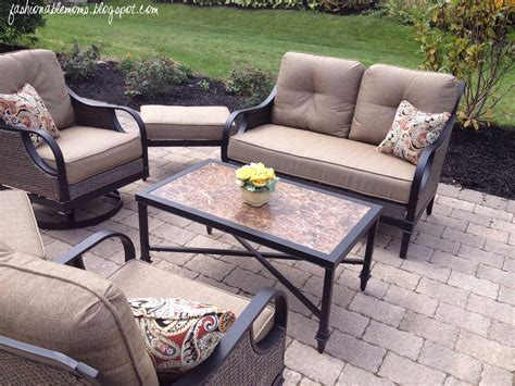 backyard couch wrought iron patio sofa asheville patio furniture thesofa