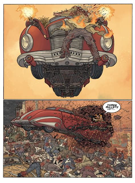 hard boiled second edition 1506701078 hard boiled h c by frank miller geof darrow dave stewart