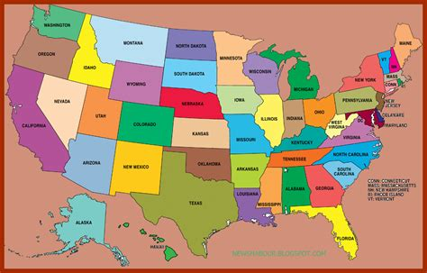 list of 50 states news habour checkout the alphabetica list of states in