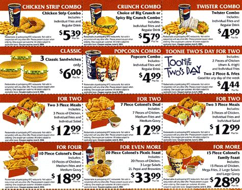 evine coupons 2016 coupon codes promo codes kfc special deals coupons 2015 2016 1