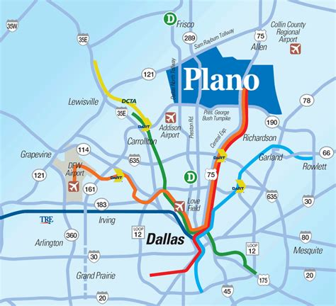 where is plano texas on the map location custer office park suites