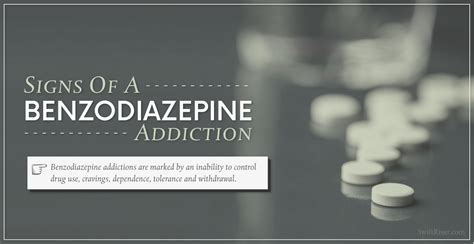 Detox Benzodiazepines Safely by Signs Of A Benzodiazepine Addiction