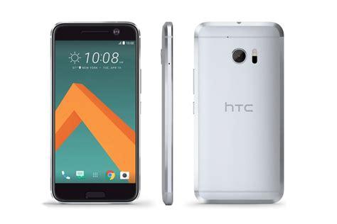 htc android htc rolls out the android 7 0 nougat update to the htc 10