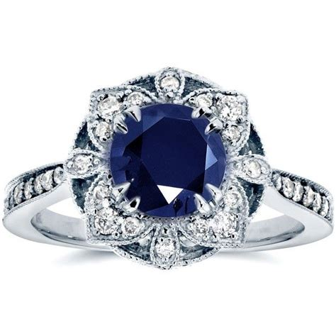 best sapphire rings best 25 sapphire engagement rings ideas on