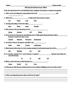 Bill Nye Respiration Worksheet by Bill Nye Motion Follow Along Sheet With Answer