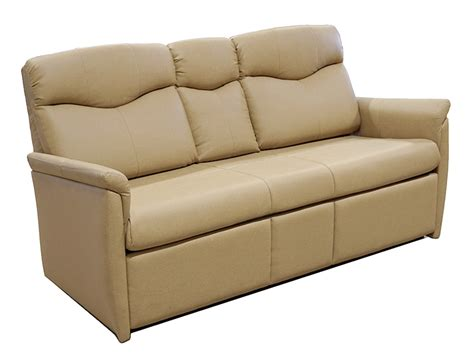 rv loveseat sleeper lambright luxe sofa sleeper
