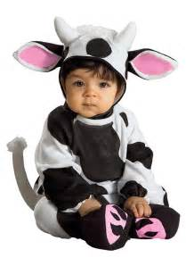 Infant Halloween Costumes Infant Cow Costume