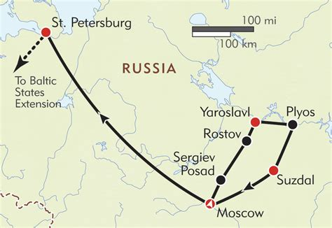 russia map 2017 russia land of the czars itinerary map wilderness