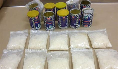 Search Warrant Hong Kong Hk 11m Worth Of Meth Imported Into New Zealand Disguised As Chicken Stock