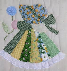 fancy sunbonnet sue quilt by justgrannylyn on etsy
