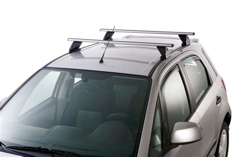 genuine suzuki sx4 car multi roof bars rack fits rails new