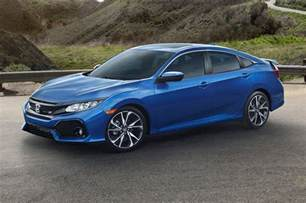 2017 honda civic si look review motor trend