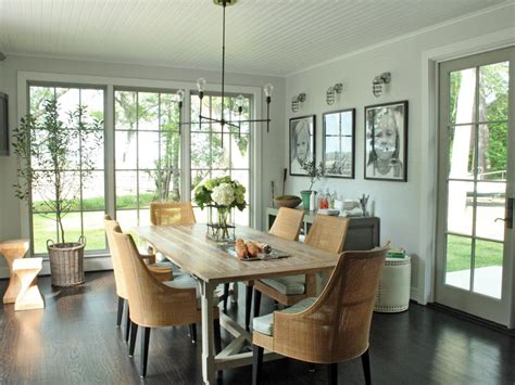 country dining room pictures photos hgtv