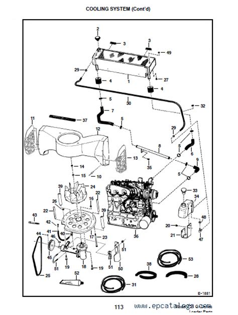 bobcat s185 parts diagram bobcat loader parts pictures to pin on pinsdaddy