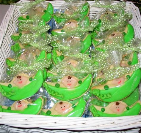 Pea In A Pod Baby Shower Decorations by Pea In The Pod Baby Shower Favors Mt Lookout