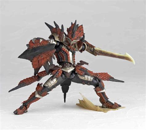 Revoltech Azure Armor Rathalos image gallery kaiyodo
