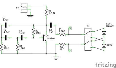 diode curve tracer schematic diode curve tracer schematic 28 images transistor diode curve tracer component tracker