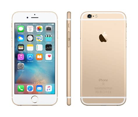 apple iphone 6s 16 gb zlat 253 electroworld cz
