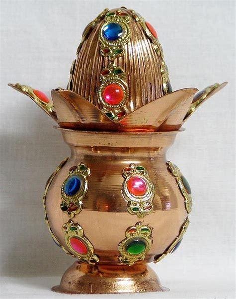 Kalash And Nut De Ion Piece