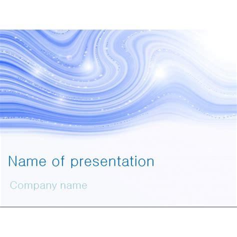 winter powerpoint template background for presentation free