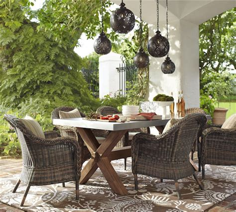 Patio Table Decor 7 Of The Best Outdoor Dining Dwell South Coast Interior Property Stylists Colour Consultants