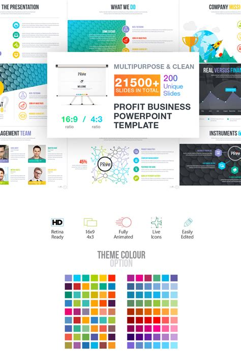 20 business plan powerpoint template ppt and pptx format business plan presentation powerpoint template 66234